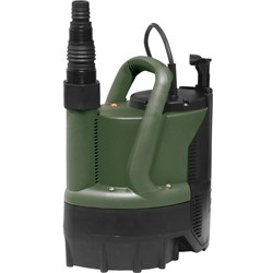 DAB-VERTYNOVA400M - PUMP SUBMERSIBLE CELLAR PUDDLE WITH INTERNAL FLOAT 195L/MIN 9.0M 0.4KW