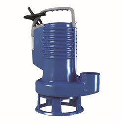 ZEN-DGBLUEP150/2/G50VMEX - PUMP SUBMERSIBLE IECEX DIRTY WATER INDUSTRIAL 600L/M 12.3M 1.1K