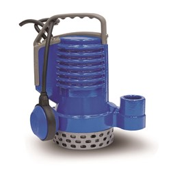 ZEN-DRBLUE75/2/G32VMEX - PUMP SUBMERSIBLE IECEX SLIGHTLY DIRTY WATER DOMESTIC 240L/M 12M 0