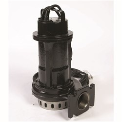 ZEN-DRE200/2/G50HMSIC - PUMP SUBMERSIBLE SLIGHTLY DIRTY WATER DOMESTIC 720L/M 18.1M 1.5KW