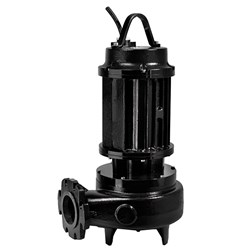 ZEN-SMP550/2/80T - PUMP SUBMERSIBLE DIRTY WATER INDUSTRIAL 2100L/M 29.8M 53.5KW 415V
