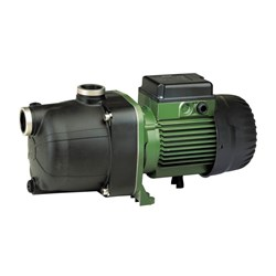 DAB-JETCOM102M - PUMP SURFACE MOUNTED (BARE PUMP) 60L/MIN 53.8M 0.75KW 240V
