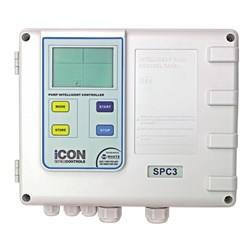 BIA-SPC3-40 - CONTROL PANEL SINGLE PUMP 415V 4KW