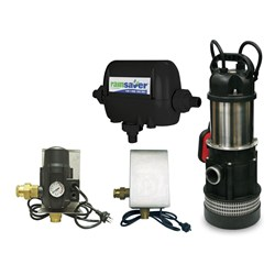 RS4E-B42AMPCX - PUMP CHANGEOVER RS4E SUBMERSIBLE CLEAN WATER 105L/MIN 32M 550W 240V