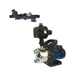 RS5-INOXG60MPCX RAINSAVERMK5 PUMP KIT CLEAN WATER DOMESTIC 55L/MIN 37M 450W 240V