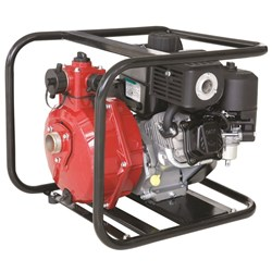 BIA-2HP15ABS - Bianco Vulcan 6.5HP Twin Stage Engine Driven Fire Pump - Powered by Briggs & Stratton
