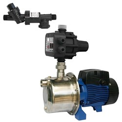 RS6-iINOX90S2 RAINSAVERMK6 HP PUMP KIT CLEAN WATER DOMESTIC 68L/MIN 46M 600W 240V