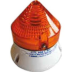 DAB EBOXLIGHT - ORANGE FLASHING LIGHT 240V