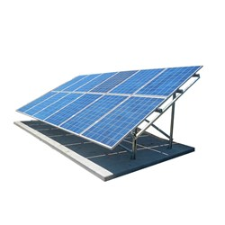 BIA-PF08GM - 8 Panel Ground Solar Array