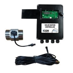 BIA-SOLCONTV3-FLOW50 - iCON Solar Motor V3 Controller with Flow meter 50