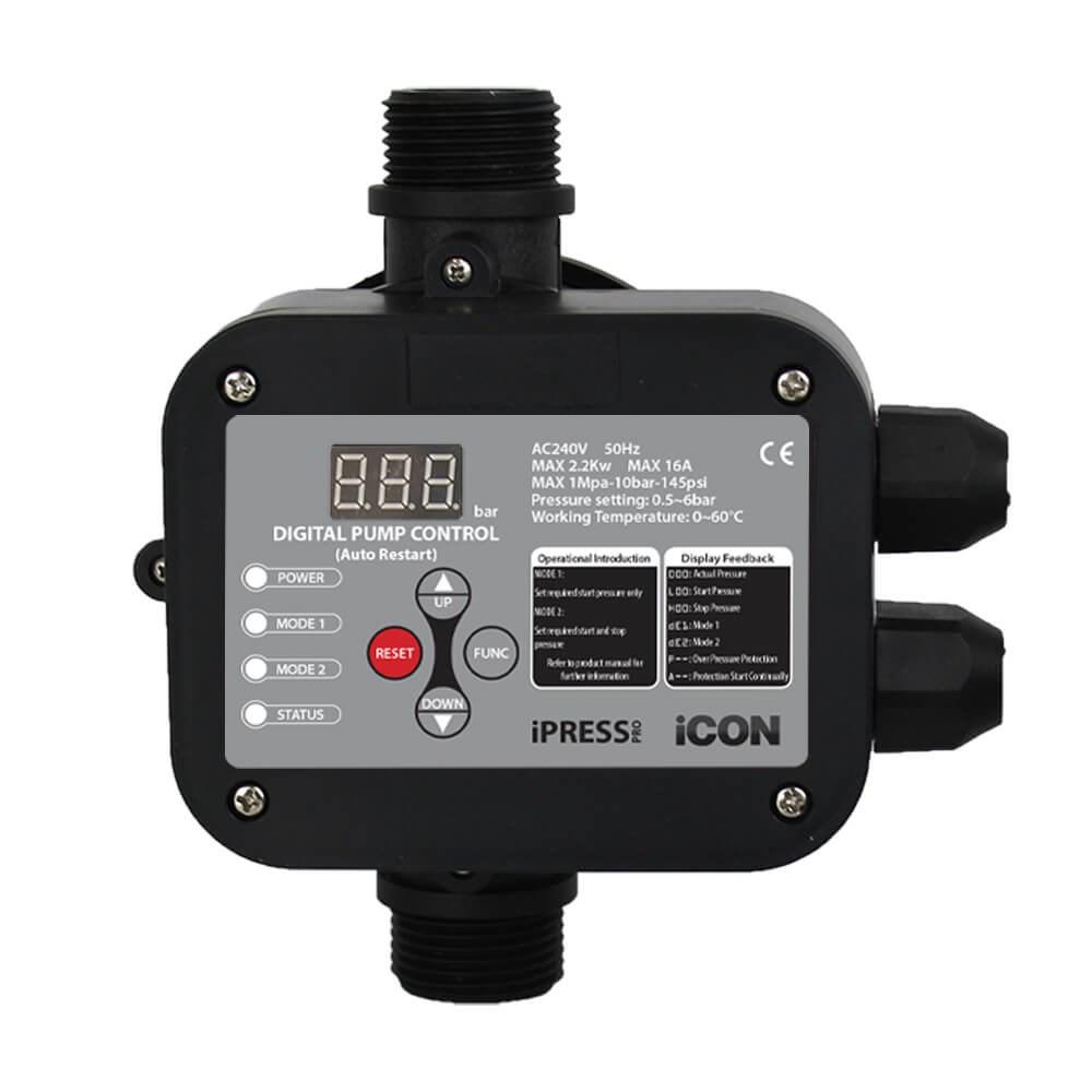 802776 - BIA-IPRESS PUMP CONTROLLER AUTO RESTART ADJUSTABLE