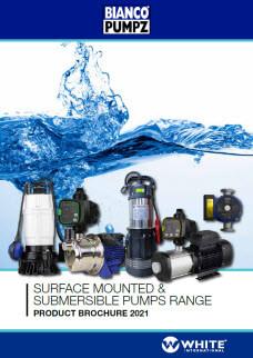 White International Bianco Pumpz Product Brochure