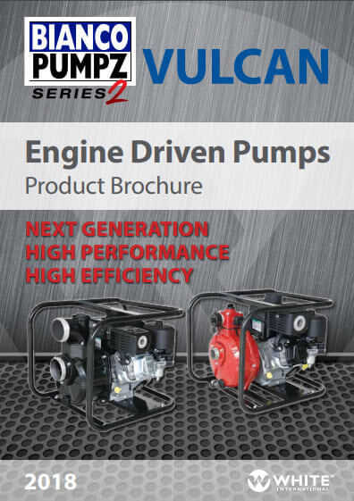 Bianco Series 2 Vulcan Engine Driven Brochure