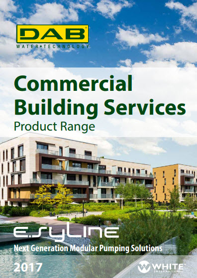 DAB Commerical Building Services Product Range