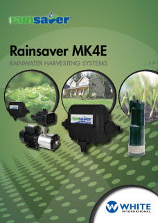 White International Rainsaver MK4E Brochure