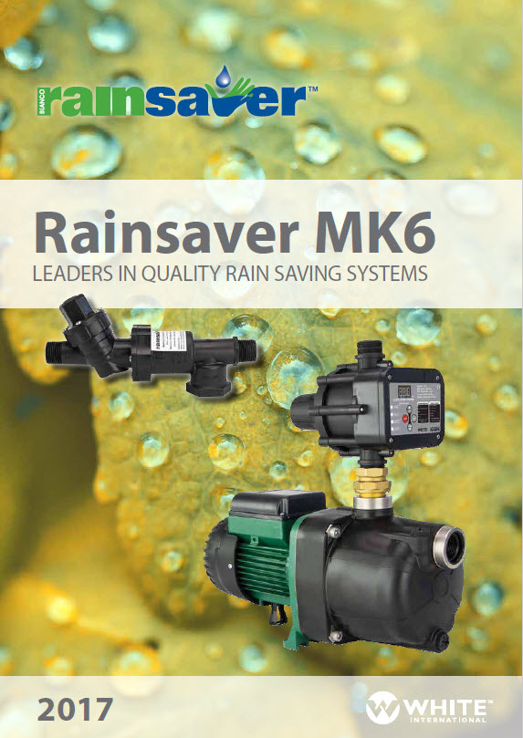 White International Rainsaver MK6 Brochure