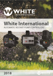 White International Automatic Restart Pump Controllers Brochure