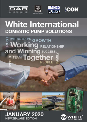 White International Pump Pricelist July 2017