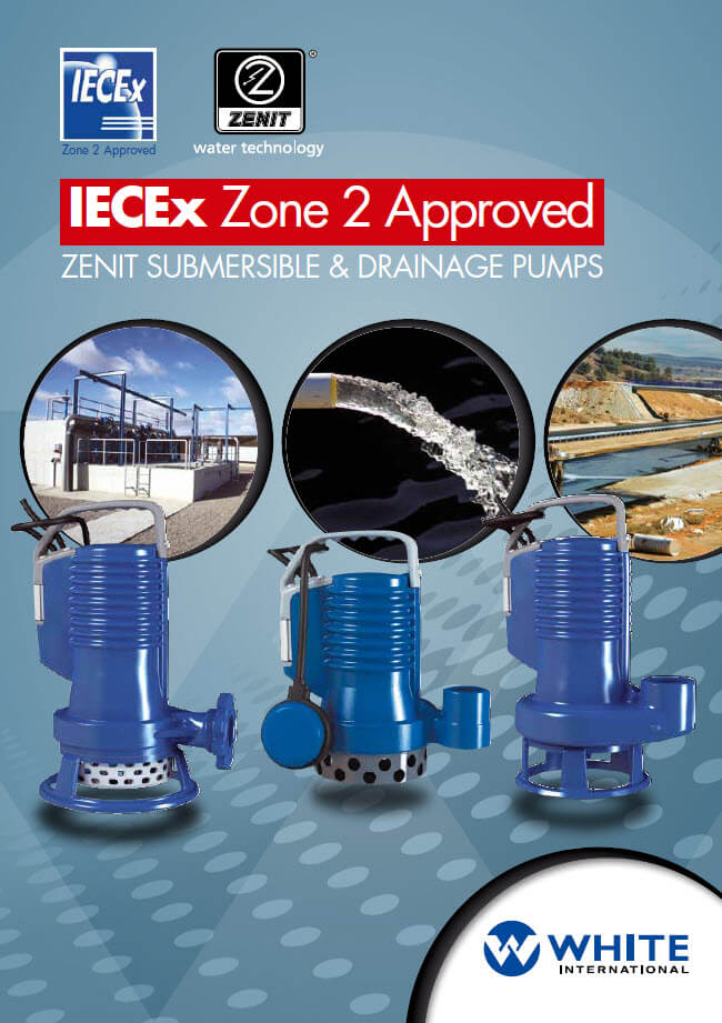 White International Zenit Pumps IECEX Brochure