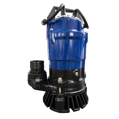 BIA-AHS10A - PUMP SUBMERSIBLE LIGHT CONSTRUCTION WITH FLOAT 350L/MIN 18M 750W 240V
